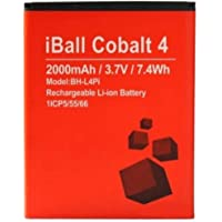 Screencart 100% New Replacement High Backup Compatilble Mobile Battery/Batteries for Iball Cobalt4 (Check Your Old Battery Model Properly)