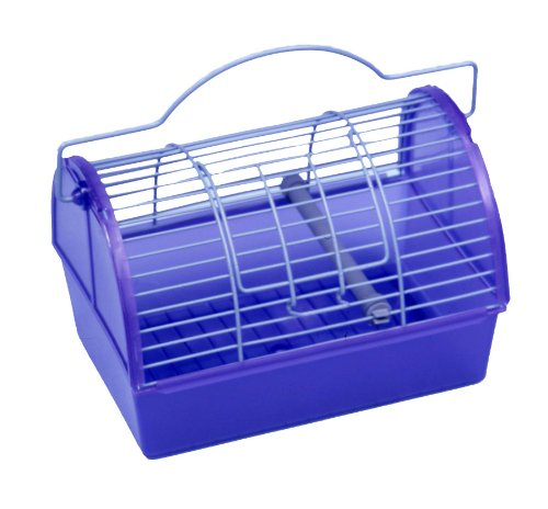 Penn-Plax-Carrier-for-Small-Animals-Birds-Small-Colors-may-vary