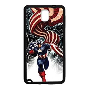 Happy Capital American Fashion Comstom Plastic case cover For Samsung Galaxy Note3