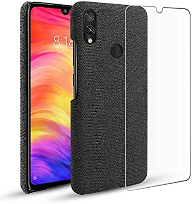 Amazon.com: Xiaomi Redmi Note 7 Case Slim Case [ Carry Case ...