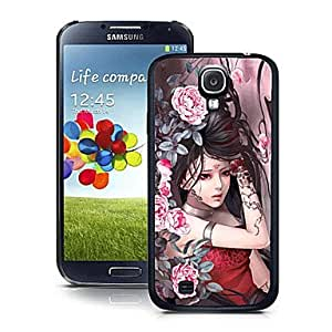 AES - Woman Pattern 3D Effect Case for Samsung 9500