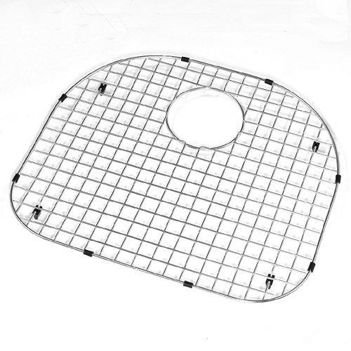 Houzer BG-2400 Wirecraft Kitchen Sink Bottom Grid, 19.12-Inch by - Bottom 13.75 Grid Inch