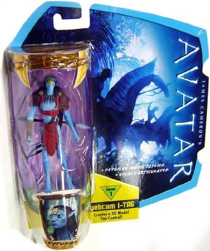 Avatar 3.75 inches Basic Action Figure / EYTUKAN