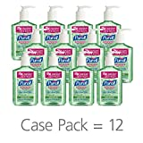 Product review for PURELL 9674-12-CMR Advanced Hand Sanitizer Aloe, 8 Ounce (Pack of 12)