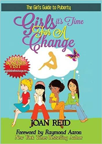 Book Girls It's Time For A Change: The Girl's Guide To Puberty