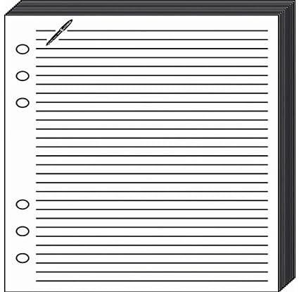 Quo Vadis – Recambio para organizador de fichas y notas ...
