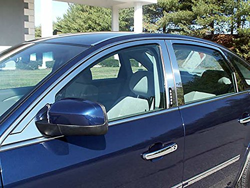 five-hundred-2005-2007-ford-12-pc-stainless-steel-window-trim-package-w-keyless-entry-access-4-door-