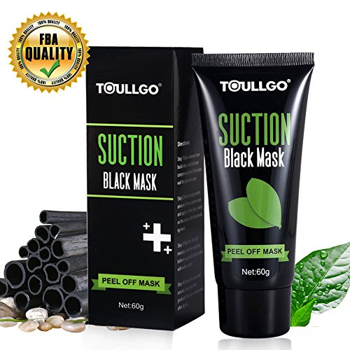 Peel Off Mask, Black Mask, Blackhead Mask, Toullgo Purifying Peel Off Mask Deep Clean Blackhead/fare