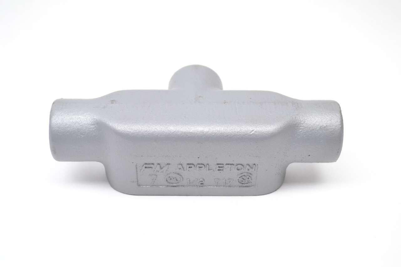 Conduit Outlet Body Iron L