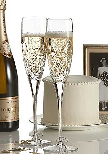 (Waterford Forever Set of 2 Champagne Flutes)