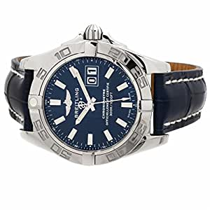 Breitling Galactic 41 automatic-self-wind mens Watch A49350L2/C929 (Certified Pre-owned)