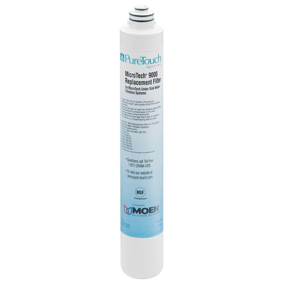 MOEN 9001 Microtech Replacement Filter for PureTouch AquaSuite