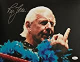 Ric Flair WWE WCW Signed Autographed 11x14 Photo Authenticated 1 - JSA Certified - Autographed Wrestling Photos