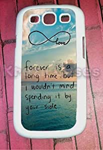 Krezy ? Diy For Touch 5 Case Cover Cute Forever love - infinity Diy For Touch 5 Case Cover