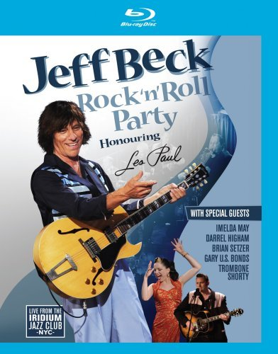 Blu-ray : Jeff Beck - Rock & Roll Party: Honoring Les Paul