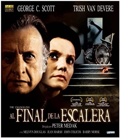 Al Final De La Escalera The Changeling 1980 Import Movie European Format - Zone 2: Amazon.es: Cine y Series TV