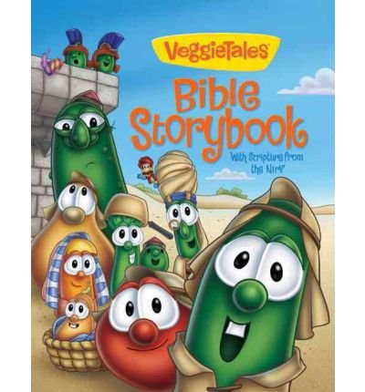 [(VeggieTales Bible Storybook: With Scripture from the NIrV )] [Author: Cindy Kenney] [Oct-2006]