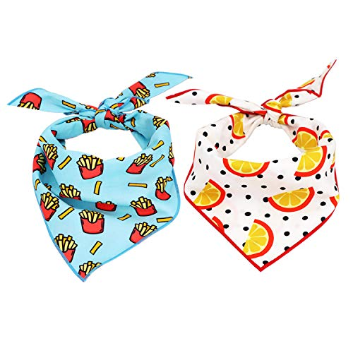 T.A. Bird pet Dog Bandana, Dog Scarf