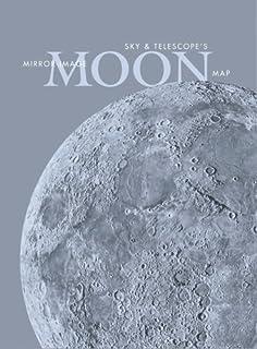 Sky & Telescope\'s Moon Map, Laminated: Sky Publishing: 9781931559195 ...