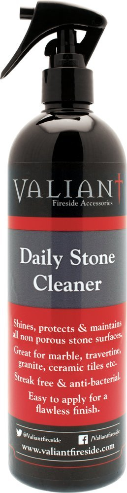 Valiant FIR152500ml Daily Stone Cleaner–Clear