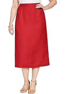 edba61f67b8 Jessica London Women s Plus Size Petite Bootcut Denim Stretch ...