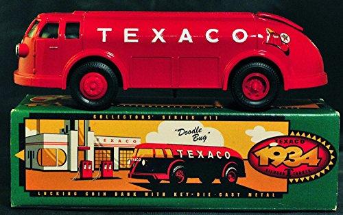 1994-ertl-texaco-diamond-reo-texaco-1934-diamond-t-tanker-doodle-bug-locking-coin-bank-w-key-series-