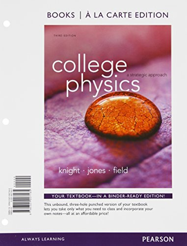College Physics Text (Looseleaf)