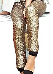 Sequin Sparkle Shiny Bling Leggings