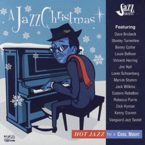 A Jazz Christmas: Hot Jazz for a Cool Night by Jazz Heritage Society