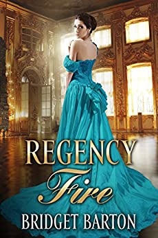 Regency Romance Fire Historical Book ebook product image