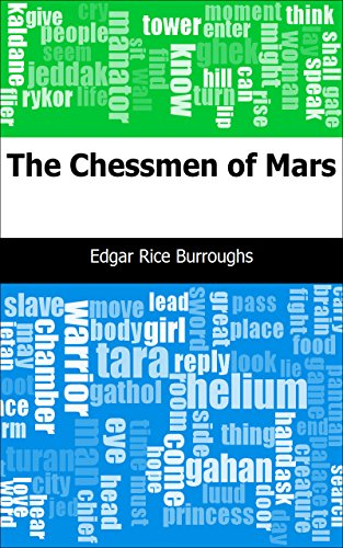 The Chessmen of Mars - Place Directions Water Tower