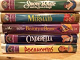 Disney VHS, Assorted lots/sets