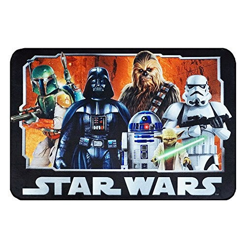 Gertmenian Star Wars 5 Digital Printed Juvenile Bedding Area Rug, 54