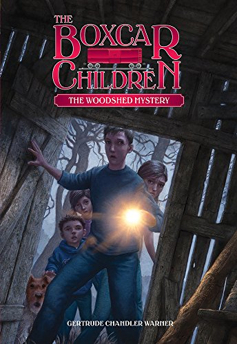 Price comparison product image The Woodshed Mystery (The Boxcar Children Mysteries)