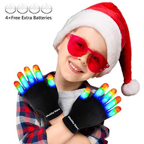 hhobby stars led Gloves