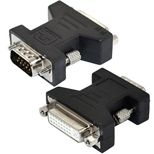 2m DVI to VGA Cable - 8