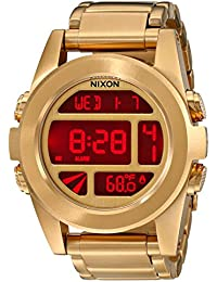 Unisex The Unit SS All Gold Watch One Size