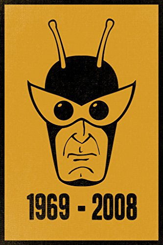The Henchman 1969 2008 Gold And Black Poster 12X18 Inch