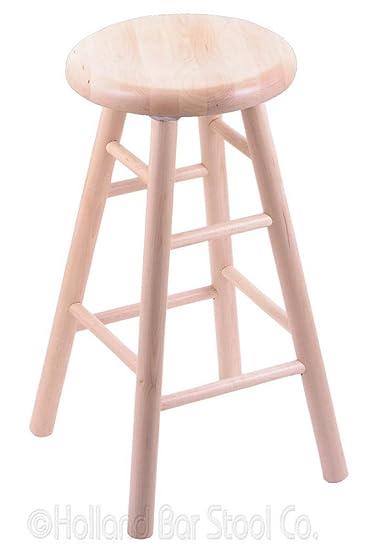Wondrous Amazon Com Maple Extra Tall Bar Stool In Natural Finish Uwap Interior Chair Design Uwaporg