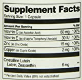 21st Century Healthy Eyes Lutein and Zeaxanthin Capsules 60 Count Discount