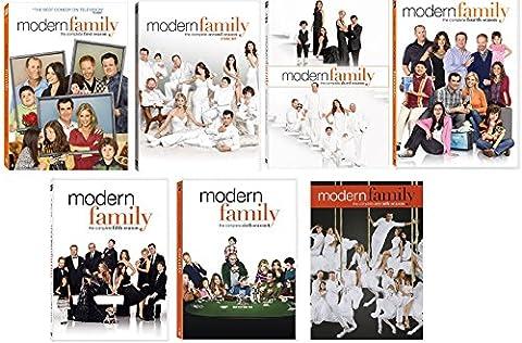 Modern Family Seasons 1-7 (Modern Family Dvd Season 2)