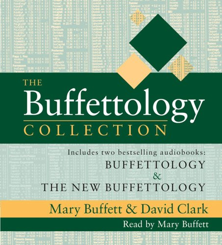 The Buffettology Collection by Simon & Schuster Audio