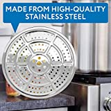 2-Pack 11-Inch Pressure Cooker Canner Rack