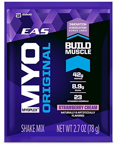 EAS Myoplex Original Drink Packets