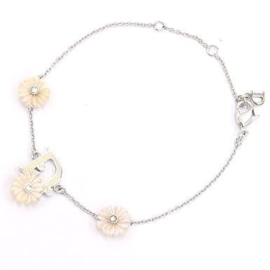 finest selection 753ca 5b99c Amazon.co.jp: Dior(ディオール) ブレスレット フラワー ...