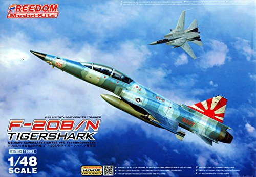 Used, Freedom Model Kits 1/48 F-20B/N TIGERSHARK 18003 for sale  Delivered anywhere in USA