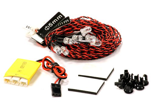 Helicopter Led Light Kit - 4
