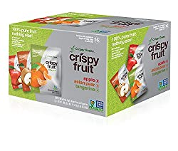 Crispy Fruit snacks from Crispy Green are 100% freeze-dried fruit slices that are made of pure fruit and nothing else. The taste in Crispy Fruit comes from the fresh fruit itself. Our line of all-natural snacks starts with top-quality fresh fruit, so...