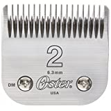 Oster Detachable Hair Trimmer Blade Size 2