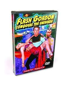 Flash Gordon Conquers The Universe (2-DVD)